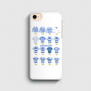 greenock morton shirts  3D Phone case